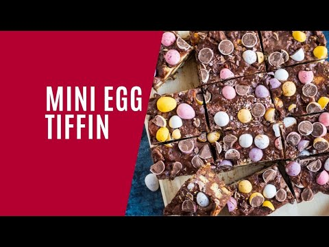 Chocolate Mini Egg Tiffin
