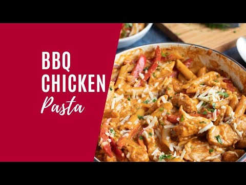BBQ Chicken Pasta
