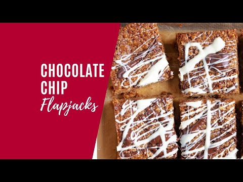Chocolate Chip Flapjacks