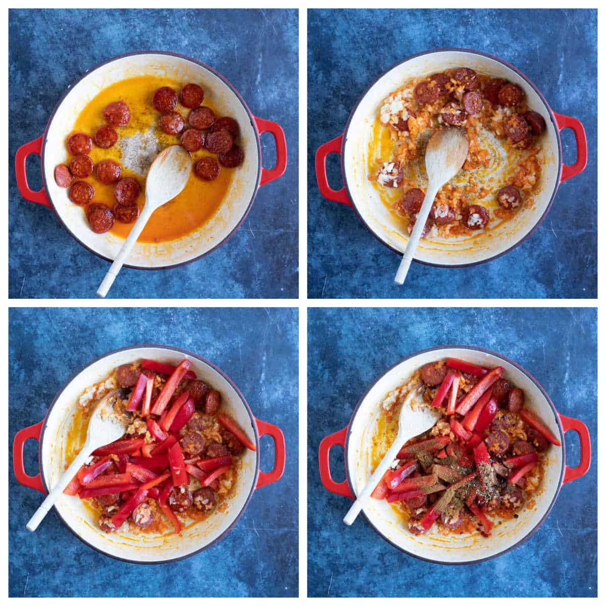 Step by step instructions for making mild chilli for kids part 1.
